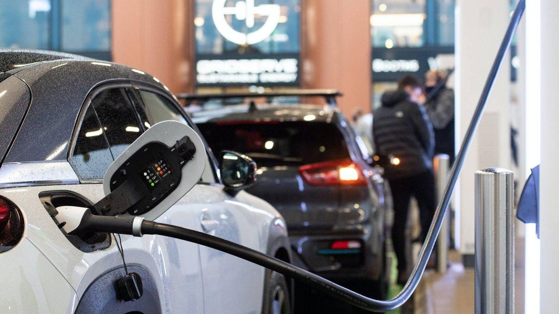 El 20% de los coches vendidos en España este año son híbridos no enchufables