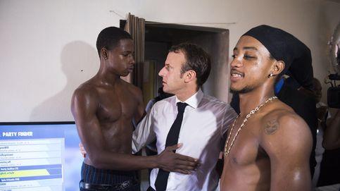 El hundimiento de Macron