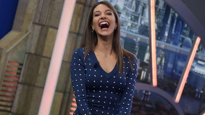 Foto: Ana Guerra en 'El hormiguero'. (7yAcción)