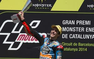 Ni un error para que Àlex Márquez saboree la victoria más especial