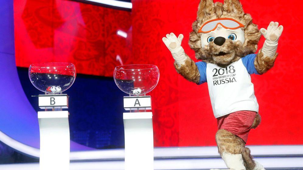 Foto: Ensayo del sorteo para el Mundial de Rusia 2018. (EFE)