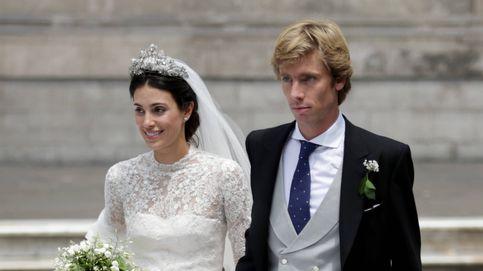 Las fotos nunca vistas de la boda de Sassa de Osma y Christian de Hanover
