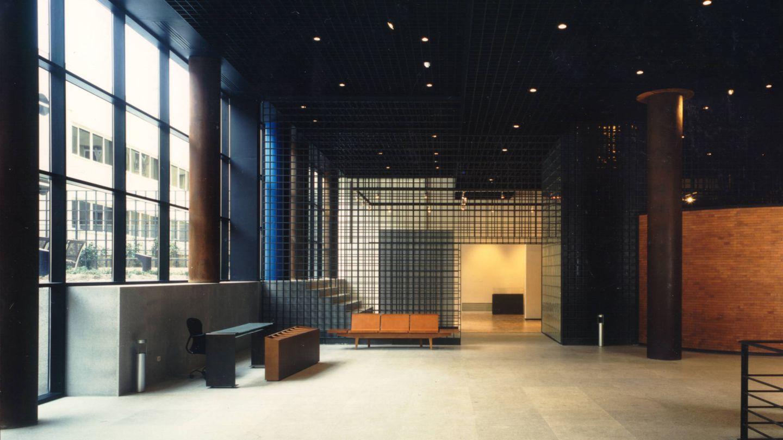La Sede Cultural de la Embajada de Francia. (Foto: © José Manuel Sanz Sanz)