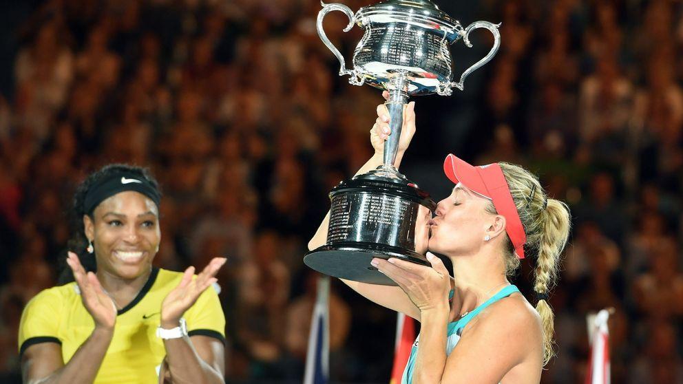 Kerber gana su primer Grand Slam y acaba con la dictadura de Serena
