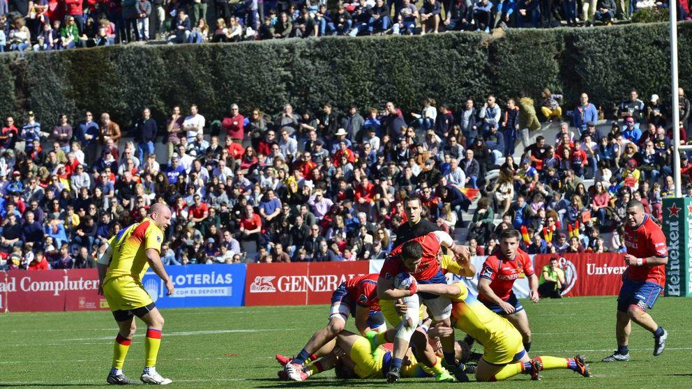 La exigencia de España de rugby y el golpe en la mesa de Rumanía