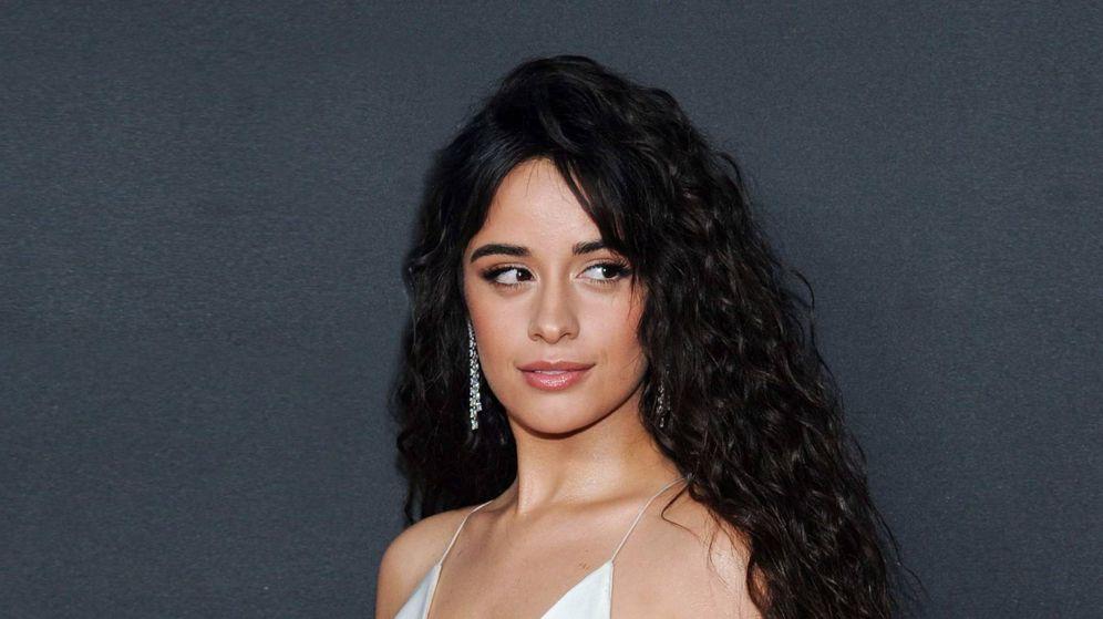 Foto: Camila Cabello, en los MTV Video Music Awards. (EFE)