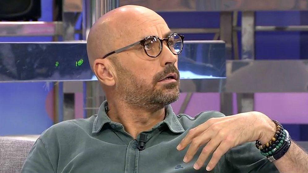 Foto: Diego Arrabal en 'Sálvame'. (Mediaset España)