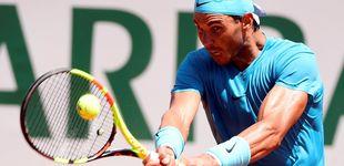 Post de Rafa Nadal contra Del Potro en Roland Garros: horario y dónde ver las semifinales