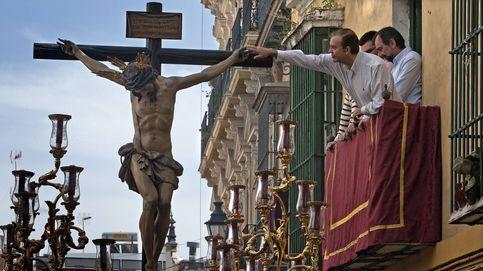 Intervienen en balcones ilegales para la Semana Santa