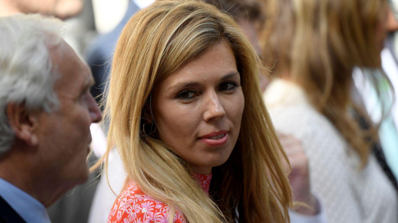 Carrie Symonds. (Reuters)