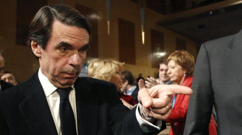 La misteriosa conversación entre Colate y Aznar en la boda de María Torretta