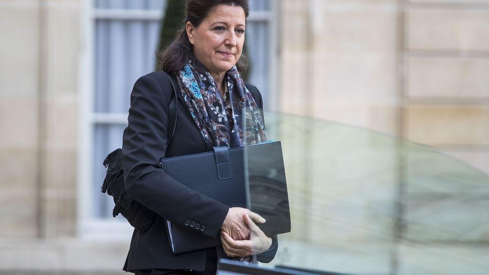 Foto: Agnès Buzyn, la ministra de Sanidad de Macron. (Reuters)