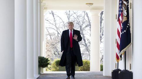 Los últimos días del presidente Trump: una transición a la defensiva