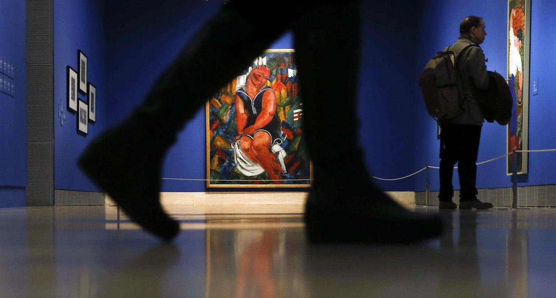 Foto: Una de las salas del Museo Thyssen dedicadas al fauvista Raoul Dufy. (EFE)