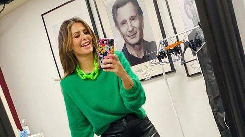 Ficha las tres claves de estilo de Nuria Roca en Zara