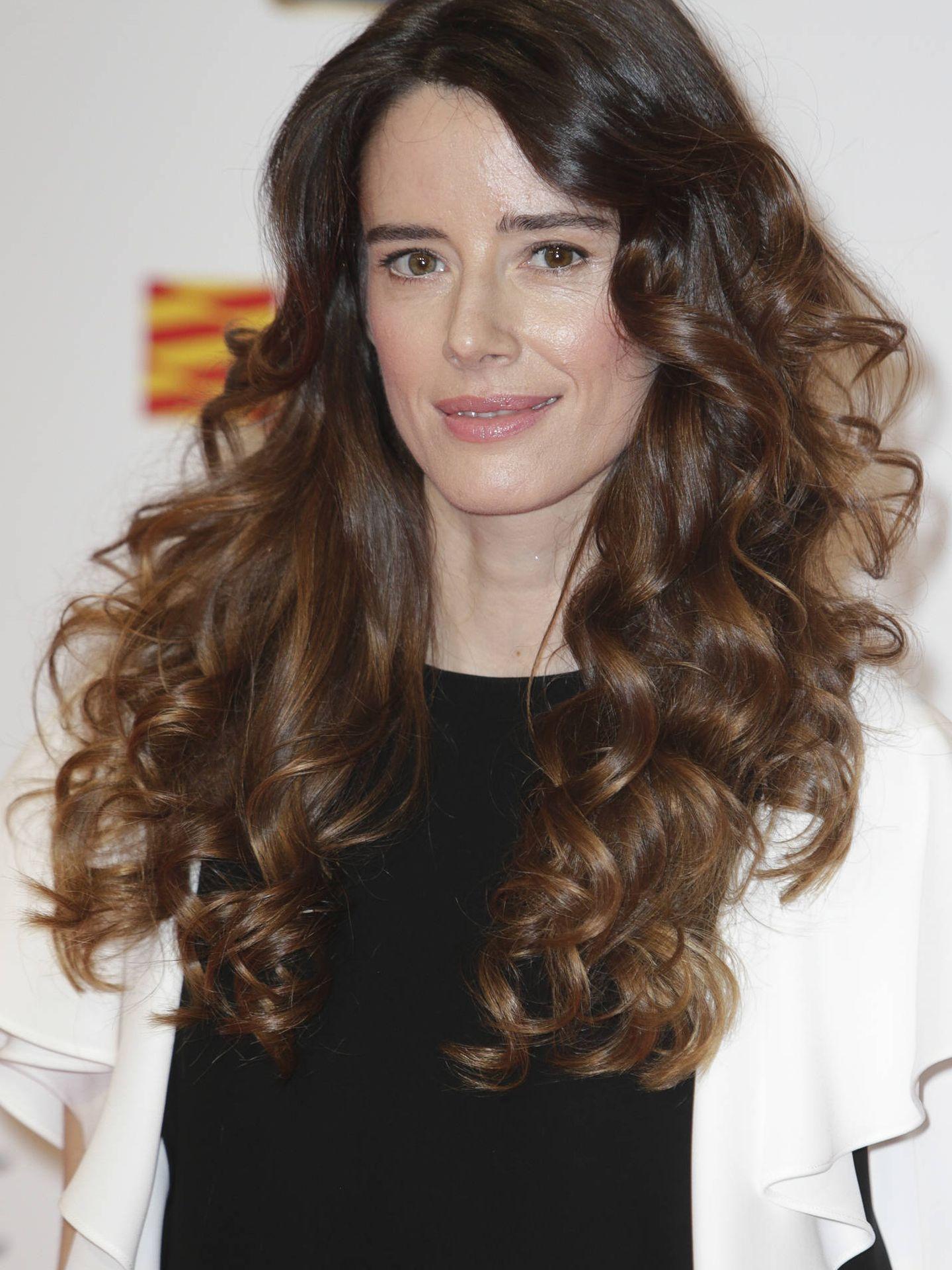 Pilar Lopez de Ayala en los Premios José María Forqué. (Gtres)