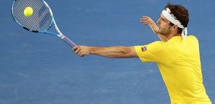 Post de Ramos abre con victoria ante Broady el España-Gran Bretaña de la Copa Davis
