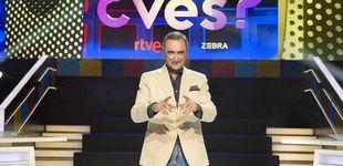 Post de Carlos Herrera llega correcto a TVE ante el liderazgo del cine de Telecinco