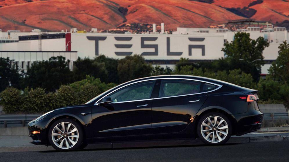 Foto: Model 3, el acceso a la marca Tesla desde 59.100 euros en el mercado español.