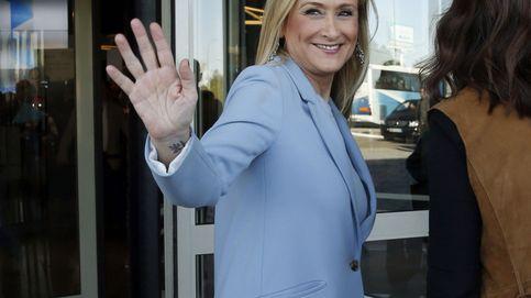 Cristina Cifuentes no se verá cara a cara con los promotores del nuevo Eurovegas