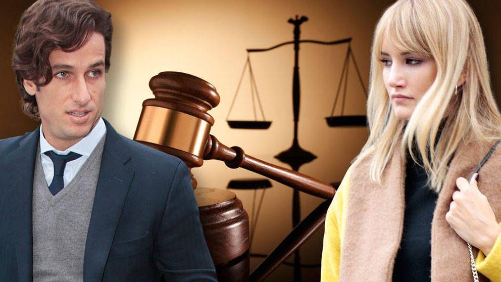 Feliciano López ofrece 200 euros a Alba Carrillo para liquidar el divorcio