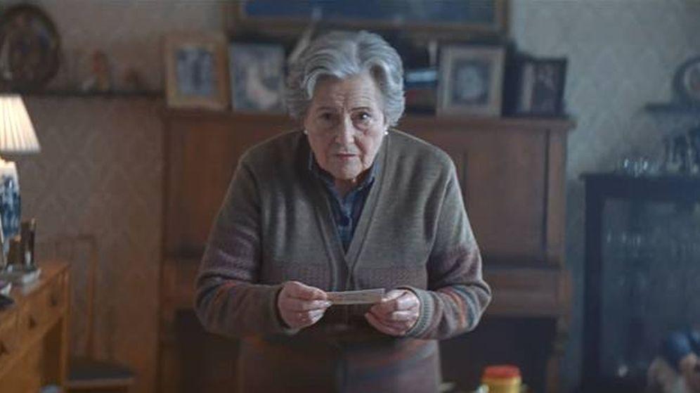 Foto: Carmina es la protagonista del anuncio de Lotería de Navidad de 2016.