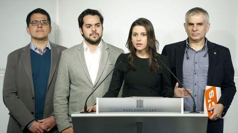 Cs da por hecha una Mesa 'indepe' y batallará por frenar la investidura de Puigdemont