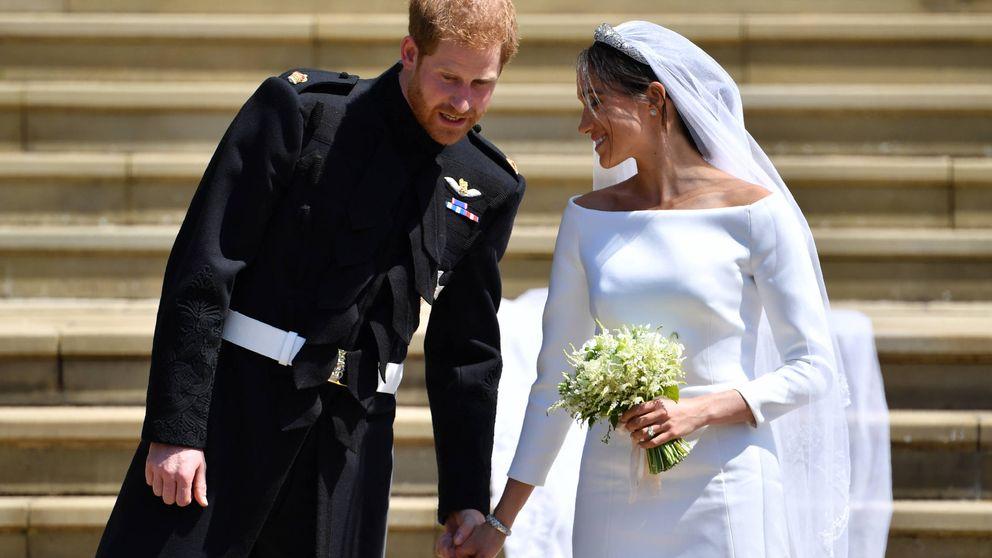 Meghan Markle desvela un detalle de su vestido de novia hasta ahora secreto