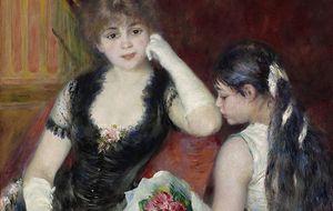 Pierre-Auguste Renoir se encuentra con sus maestros en el Museo del Prado