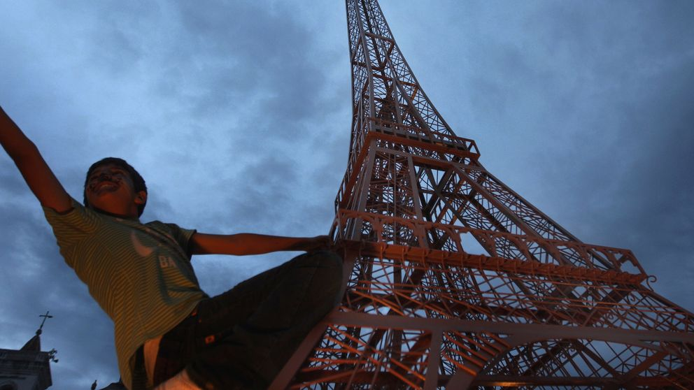 Las 'otras' torres Eiffel
