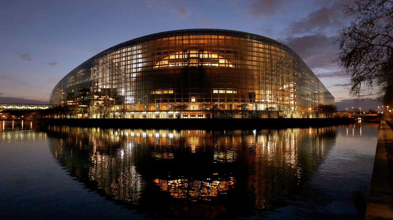 Sede del Parlamento Europeo en Estrasburgo. (Reuters)