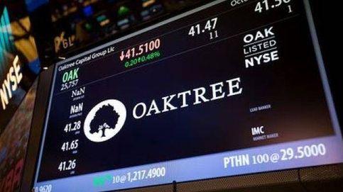 Oaktree hace caja en España: encarga a Morgan Stanley una titulización de 740 M