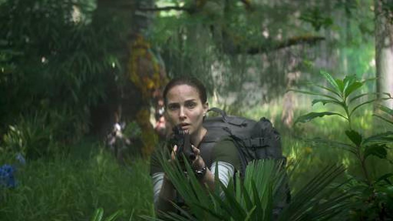 Natalie Portman en 'Annihilation'.