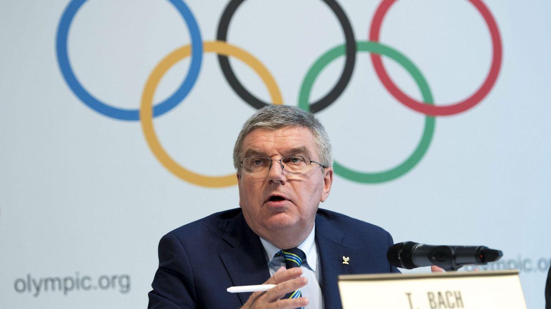 Thomas Bach, el hombre que no se atrevió a expulsar a Rusia de los Juegos