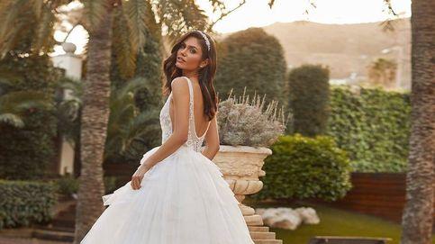 Apuesta por el corte princesa con estos vestidos de Pronovias