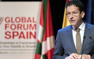 """Dijsselbloem reclama """"valentía política"""" para hacer nuevos ajustes"""