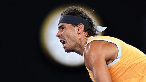 Rafa Nadal - Álex de Miñaur: horario y dónde ver en TV y 'online' el Open de Australia