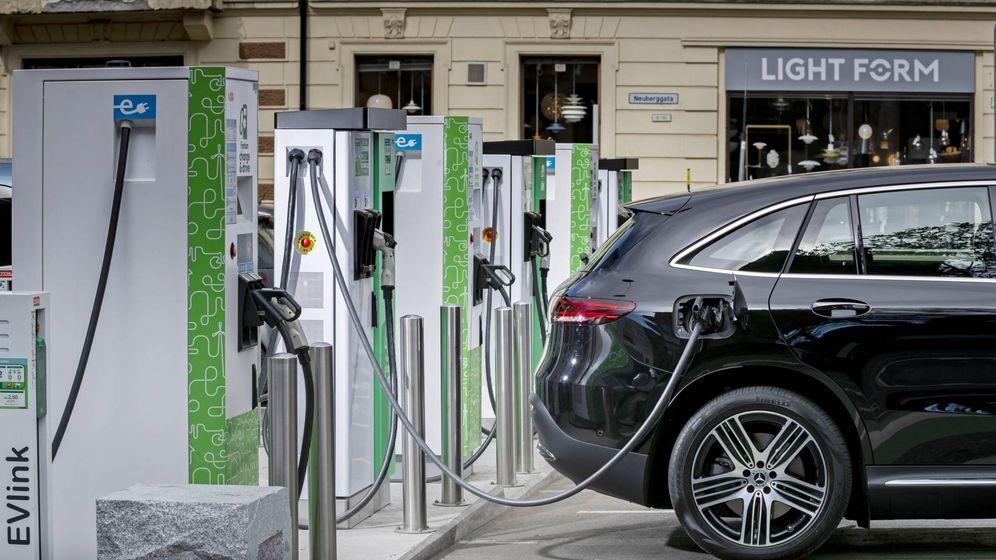 Foto: Noruega es líder en la venta de coches eléctricos, pero también en infraestructuras de recarga y en reducción de impuestos.