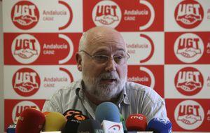 'Juego de tronos' en UGT Andalucía para tomar el control del sindicato