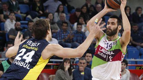 El Laboral Kutxa mantiene sus opciones tras ganar al Fenerbahçe