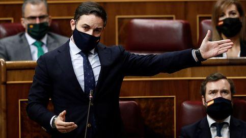 Vox avisa al PP de que perderá quien no apoye la moción contra el Frente Popular