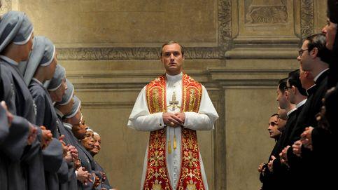Jude Law presentará en Madrid la serie 'The Young Pope'