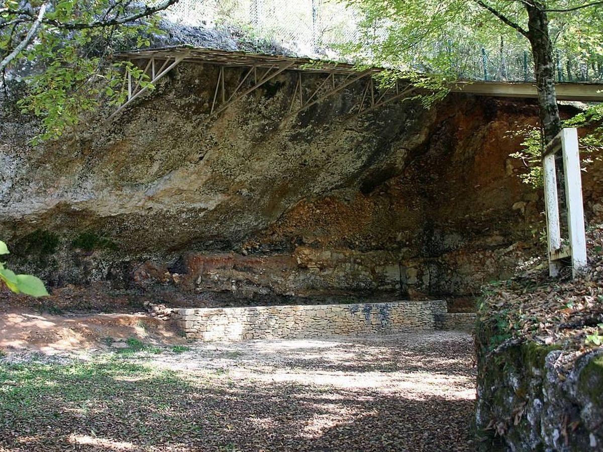 Foto: La cueva de La Ferrassie. (CC/Wikimedia Commons)