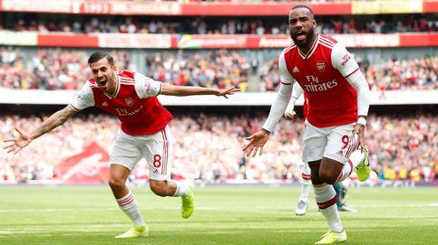 La ovación a Dani Ceballos en su primera gran exhibición con el Arsenal
