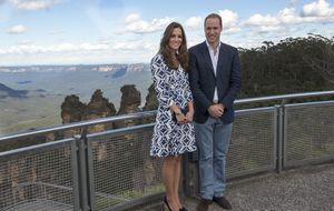 La duquesa de Cambridge enseña sus vergüenzas en Australia