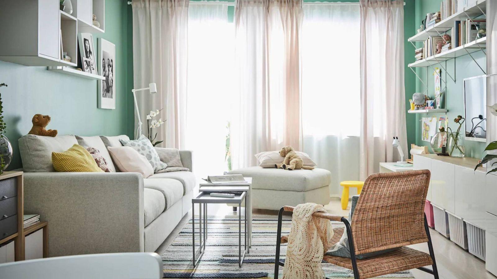 Foto: Ikea nos da una sencillas pautas para mantener el caos de tu casa en orden. (Cortesía)