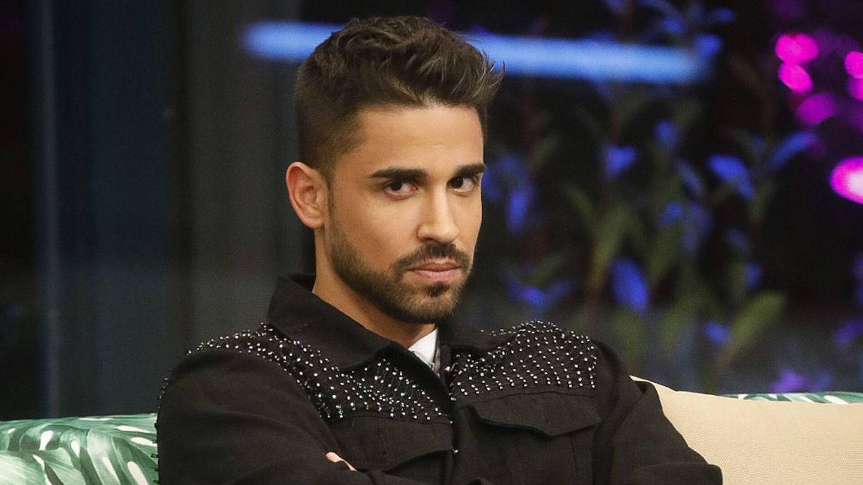 Miguel Frigenti, durante la gala 1 de 'Secret Story'. (Mwediaset)