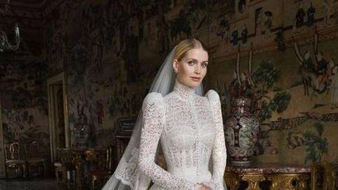 La boda de ensueño en Roma de Lady Kitty Spencer (y sus 5 vestidos)