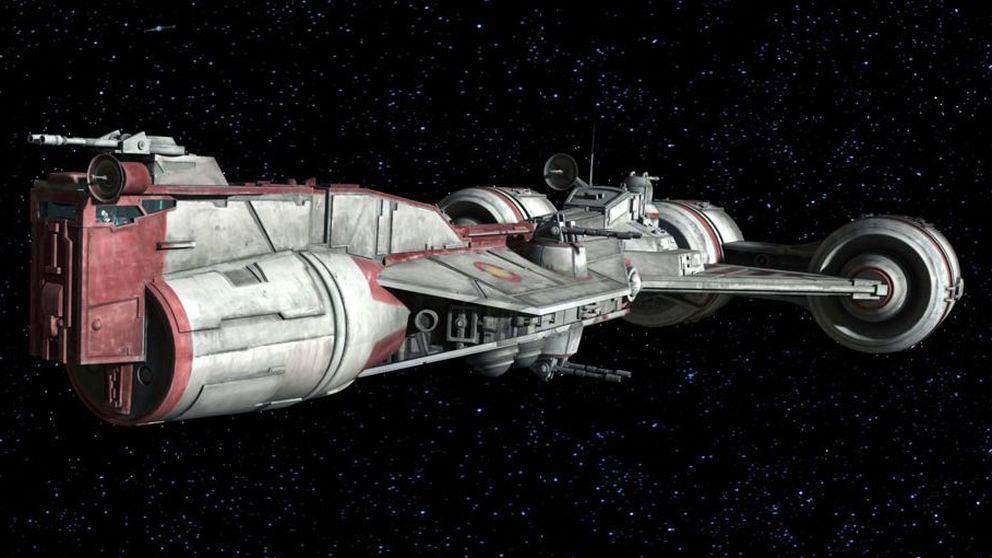 Las naves espaciales más temibles que han surcado la galaxia en la saga de Star Wars