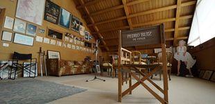 Post de Entramos en la fortaleza de Pedro Ruiz para charlar de Felipe VI, Cela y Maradona